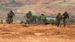 Ρωσία: Στρατιώτες εκπαιδεύονται να ανοίγουν χρηματοκιβώτια με