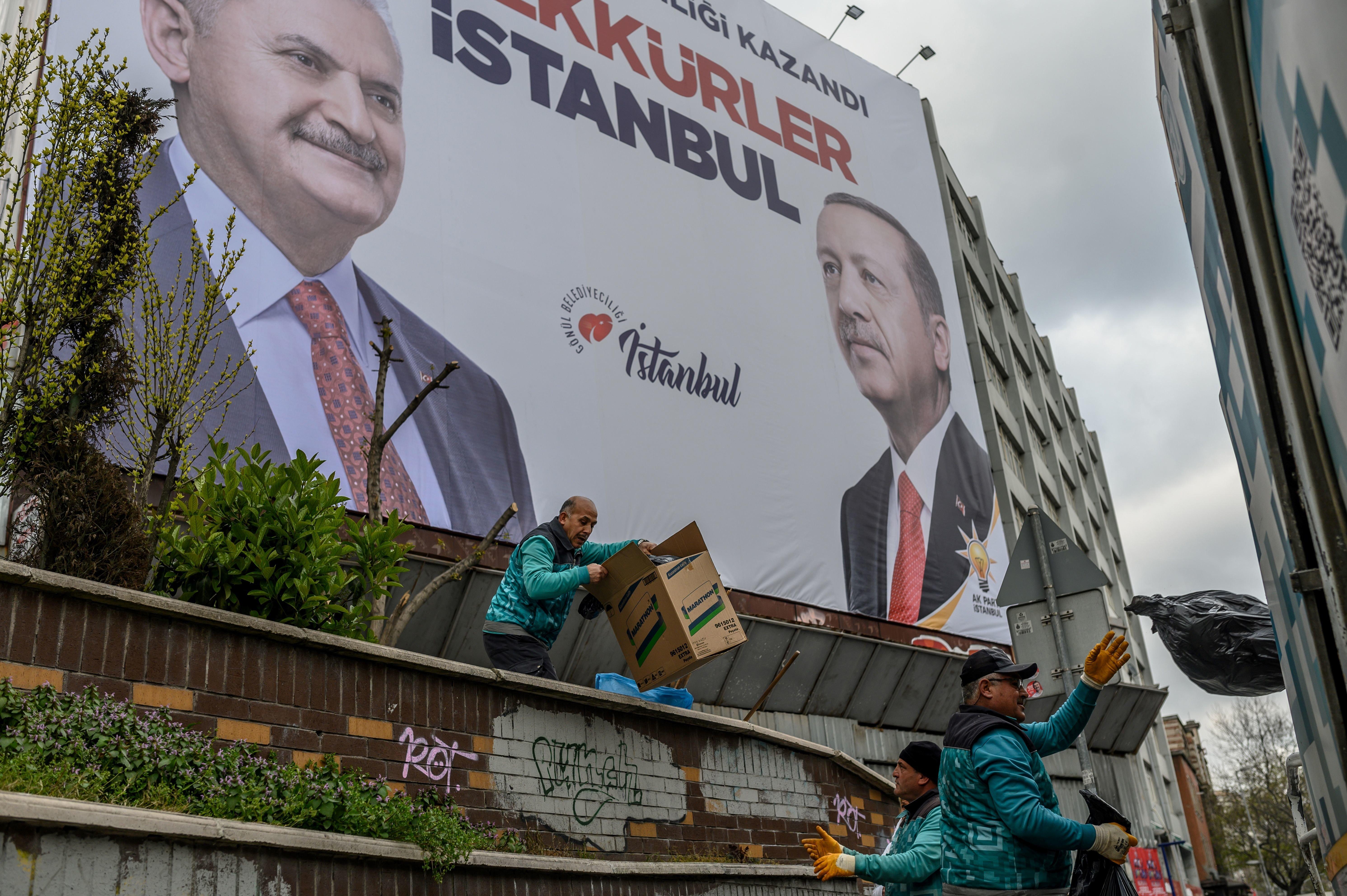 Ρεαλισμός ή ρίσκο; Οι επιλογές Ερντογάν μετά τις αυτοδιοικητικές