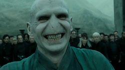 El detalle de Voldemort en 'Harry Potter' que siempre pasó