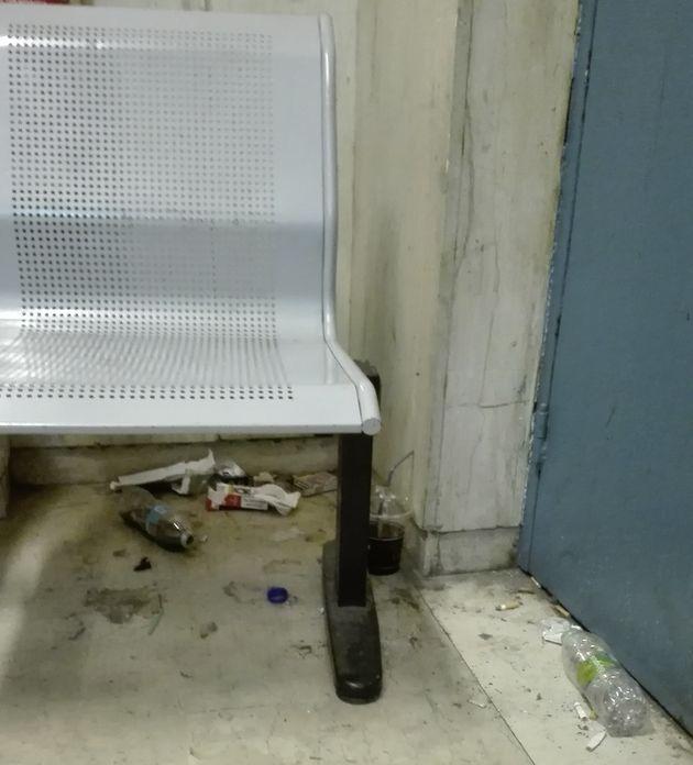 Αποκάλυψη: Αστυνομικοί και κρατούμενοι ανέλαβαν την καθαριότητα κεντρικού