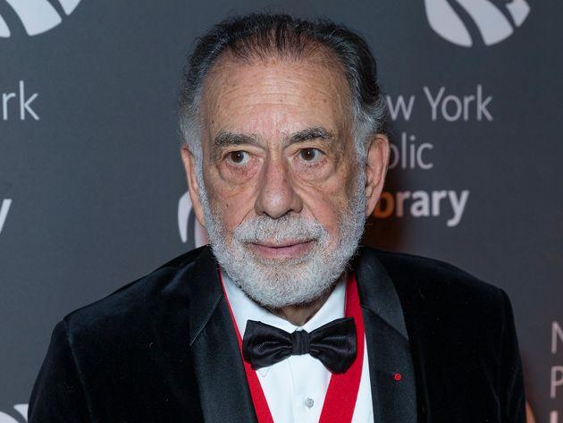 Francis Ford Coppola à la New York Public Library en