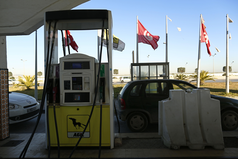 Carburant : La goutte de