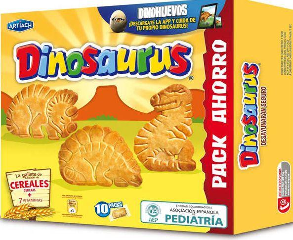Un juez rechaza que las galletas 'Gallesauros' hagan competencia desleal a