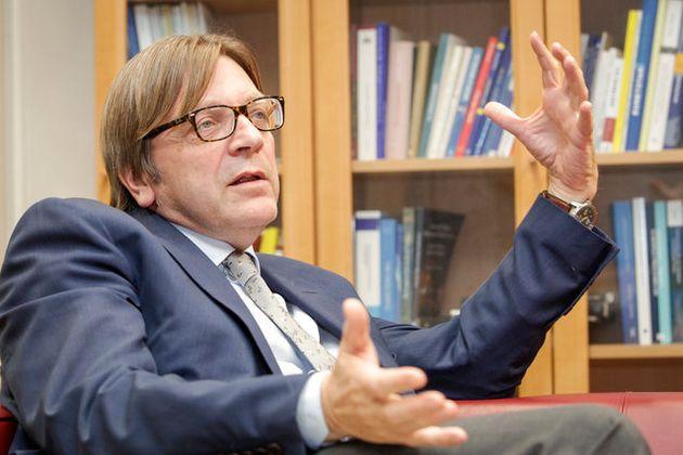 Guy Verhofstadt, el europeísta que ve el Brexit como una