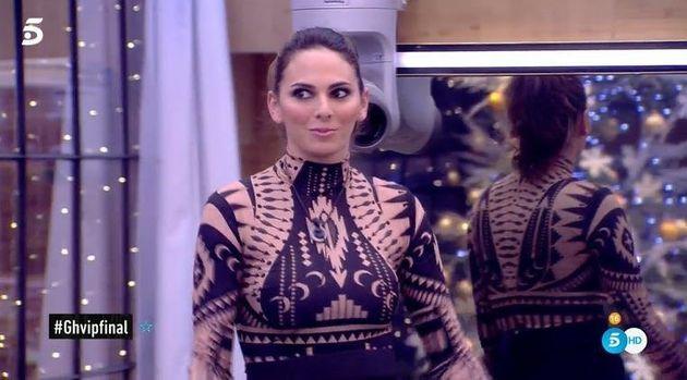 Irene Rosales, pareja de Kiko Rivera, en 'GH Dúo' (Telecinco):