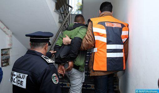 """Résultat de recherche d'images pour """"dgsn arrestation"""""""