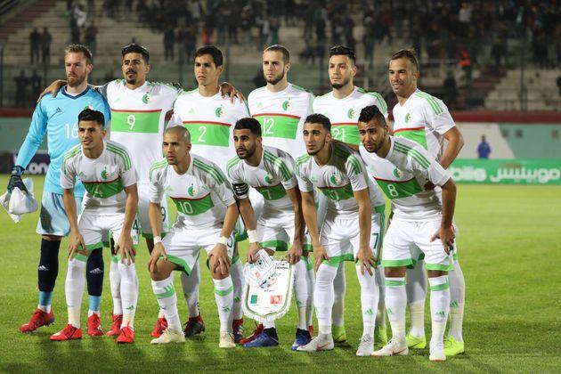 Classement Fifa: l'Algérie à la 70e