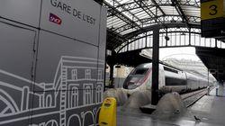 Le trafic SNCF largement ralenti à la Gare de l'Est à cause d'une panne