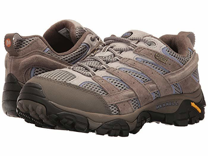 best women's waterproof travel shoes