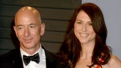 Jeff And MacKenzie Bezos Finalize