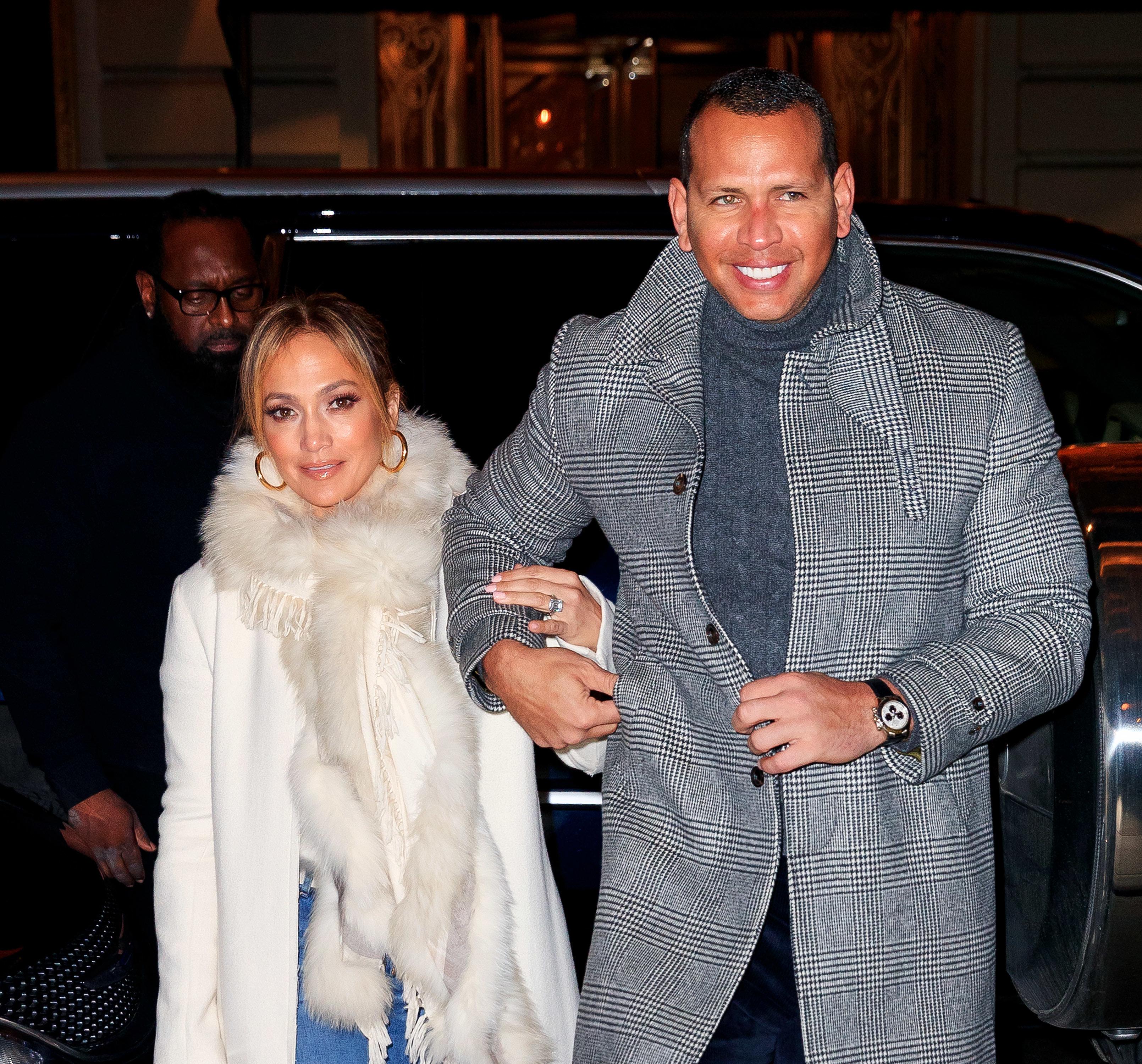 Jennifer Lopez Reveals When She Knew Alex Rodriguez Was 'The