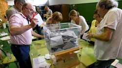 Casarse u operarse el día de antes de las elecciones generales: razones para no estar en una mesa