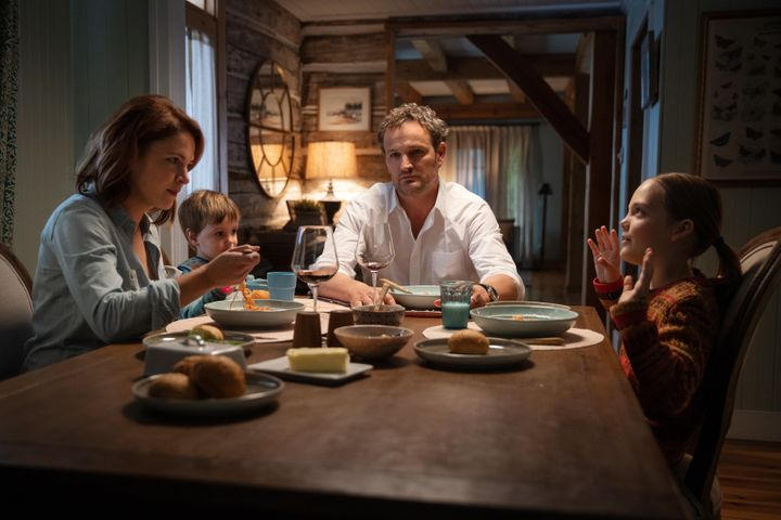 """Seimetz, Lavoie, Clarke and Laurence in """"Pet Sematary."""""""