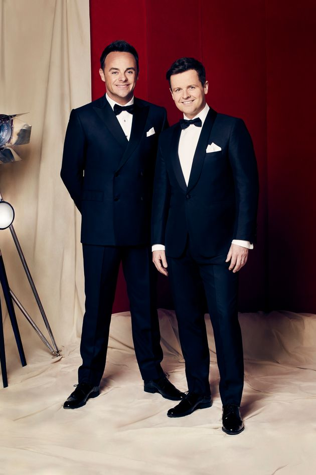 Ant and Dec are reunited on Saturday's Britain's Got