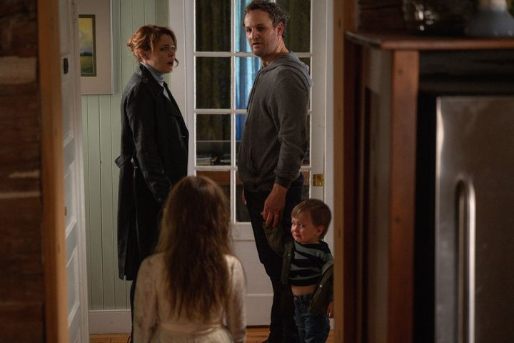 """Seimetz, Clarke, Lavoie and Laurence in """"Pet Sematary."""""""