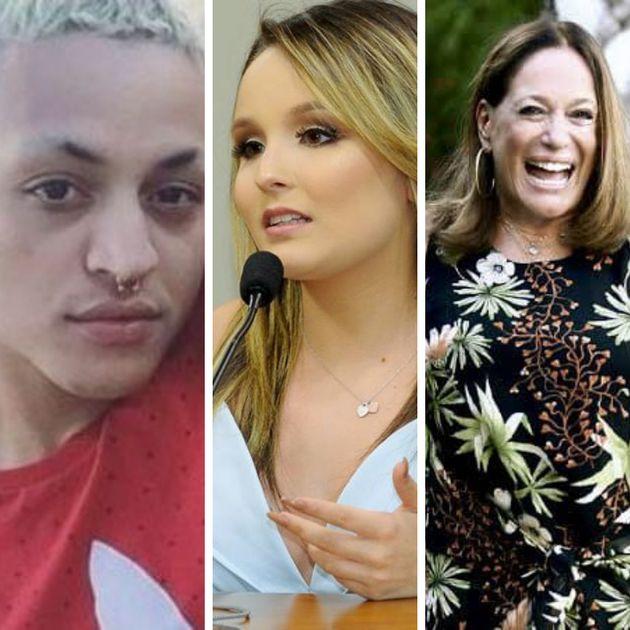 Dyego, Julia, Sônia... Somos todos brasileiros e não desistimos