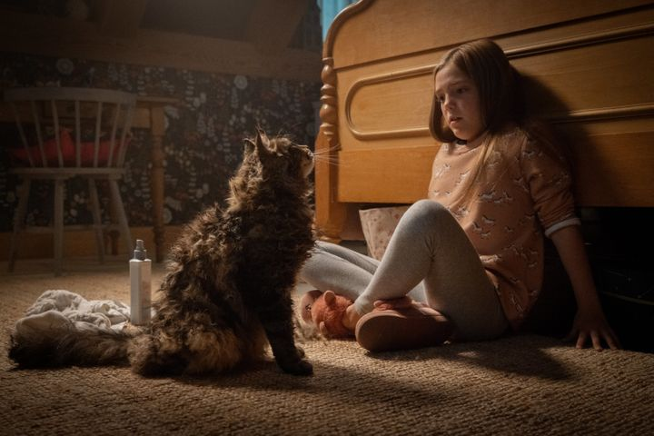 "Laurence in ""Pet Sematary."""