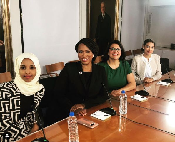 Ilhan Omar Talks Of 'Sisterhood' With Female Democrats In