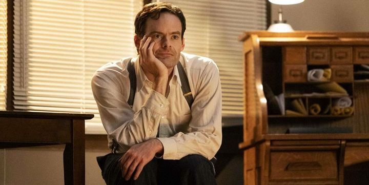 "Bill Hader in ""Barry"" on HBO."