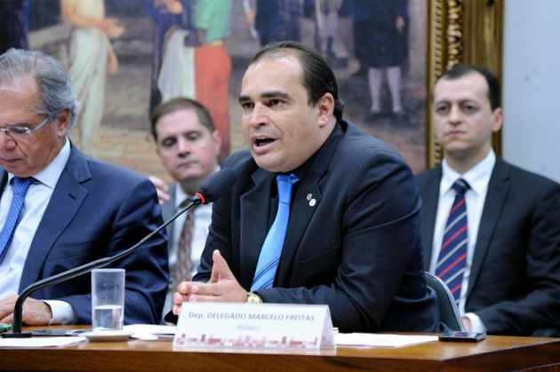 Relator da PEC, delegado Marcelo Freitas (PSL-MG), apresentará seu parecer nesta
