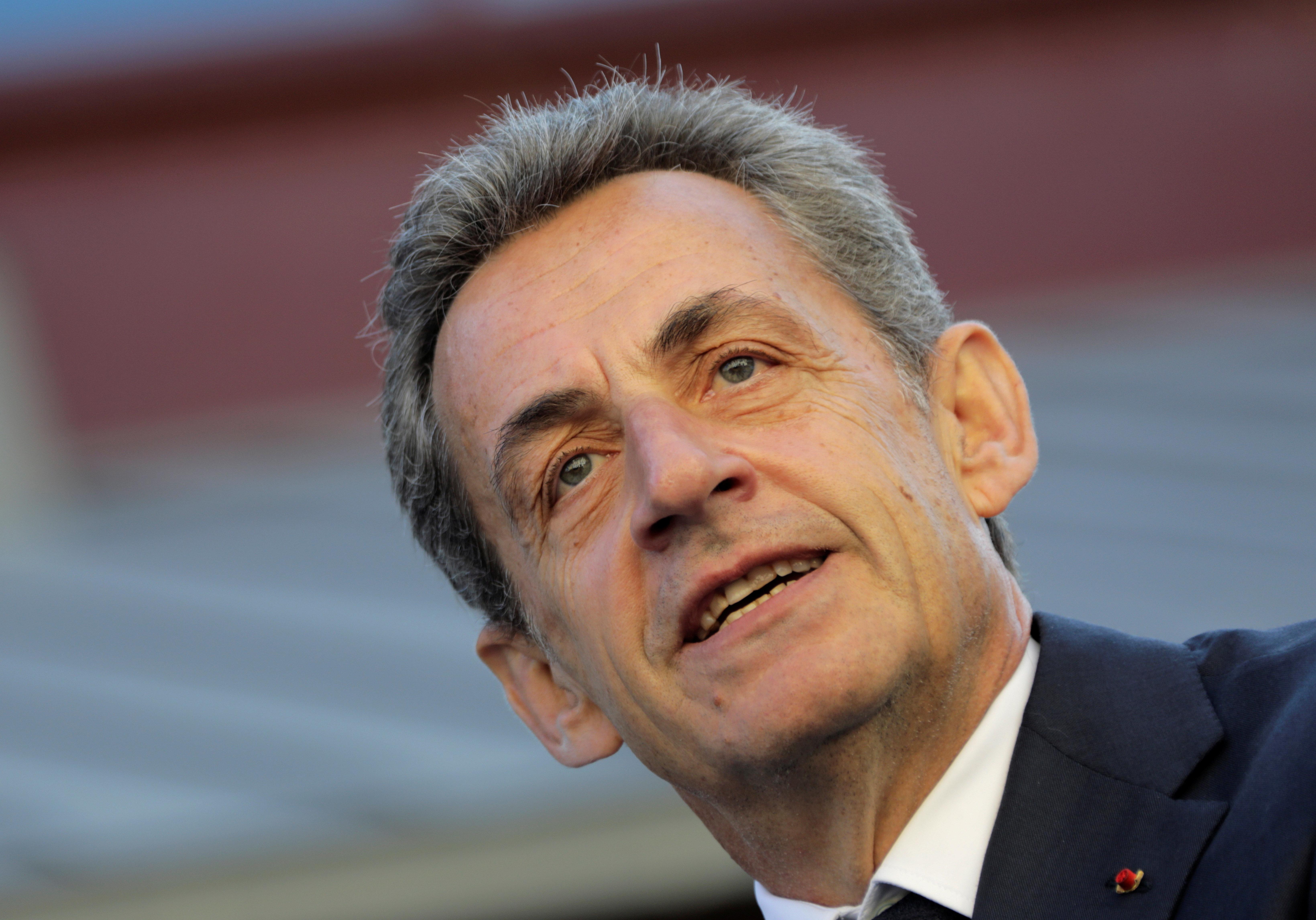 Nicolas Sarkozy, ici le 16 novembre à Nice, est entré au conseil d'administration de