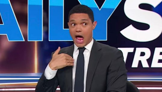 Trevor Noah Tells Hilarious True Story Of Becoming Jay-Z's