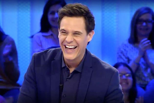 Historia del programa: un concursante de 'Pasapalabra' (Telecinco) aprovecha el rosco para pedirle matrimonio...