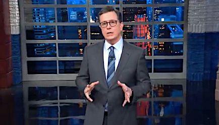 Stephen Colbert Mueller report