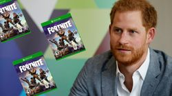 'It's So Irresponsible': Prince Harry Says Fortnite Game Should Not Be