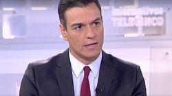 Sánchez no descarta indultar al hombre que ayudó a su mujer a