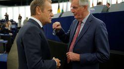 El presidente de Consejo Europeo estudia ofrecer a Reino Unido una prórroga