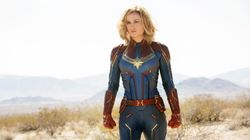 'Captain Marvel' Is The First Female Superhero Film To Pass The $1 Billion
