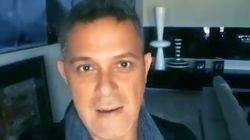 Alejandro Sanz da explicaciones después de su comentada ausencia en 'El