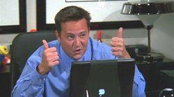 ¡Misterio resuelto! Ya sabemos a qué se dedica Chandler