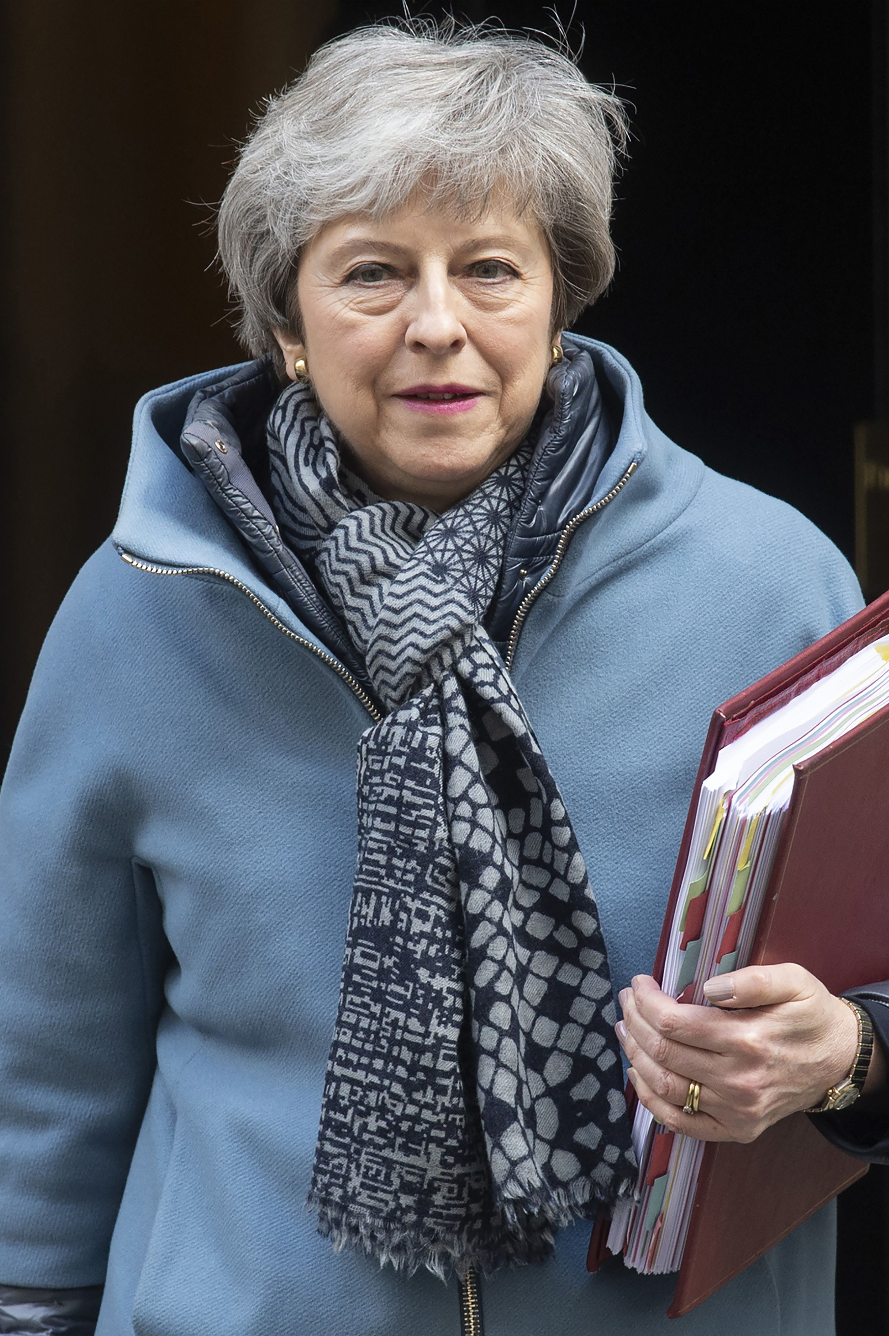 Theresa May Requests Brexit Extension To June