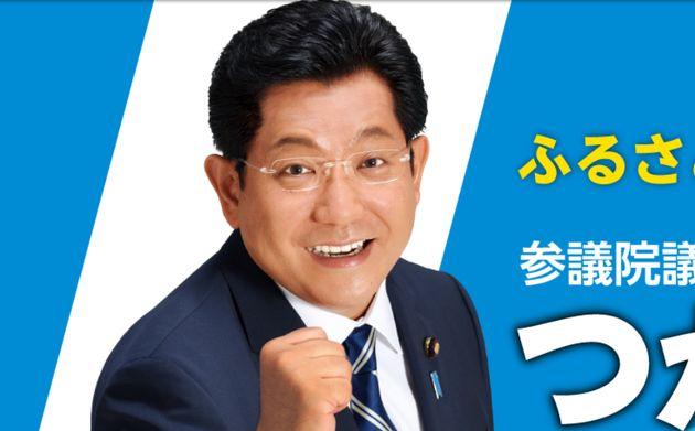 일본을 흔들고 있는 차관급 관료의