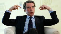 El 'recadito' de Aznar a los votantes tras calificar de