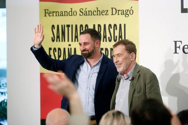 La 'mano derecha' de Abascal fue condenado por un ataque ultra a Pablo
