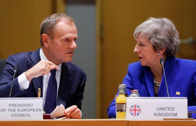 Brexit: Νέα παράταση μέχρι τις 30 Ιουνίου ζητάει η Βρετανία από την