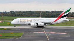 Emirates busca tripulantes de cabina en Barcelona, Santiago y