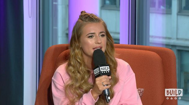 Dani Dyer spoke about her experiences with Love Island aftercare on