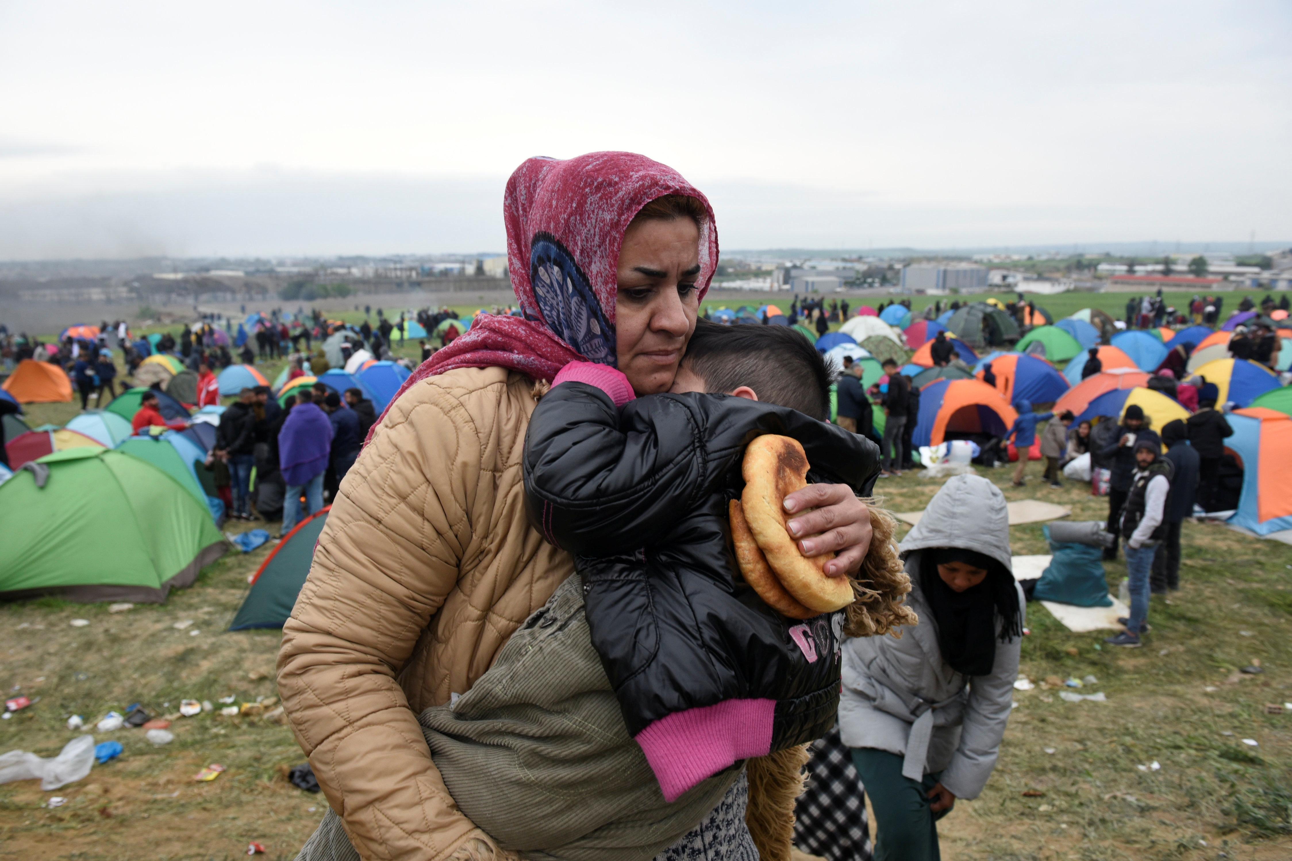 Διαβατά: Η Ειδομένη επιστρέφει με καταλήψεις και ένταση στα