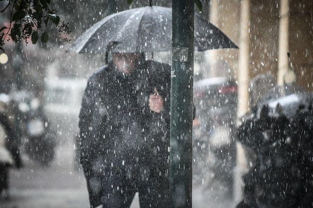 Εκτακτο δελτίο επιδείνωσης καιρού: Ερχονται ισχυρές βροχές και