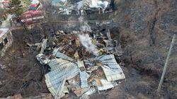 강원도 화재 피해자 위해 대피지도 만들고 빈방 내준