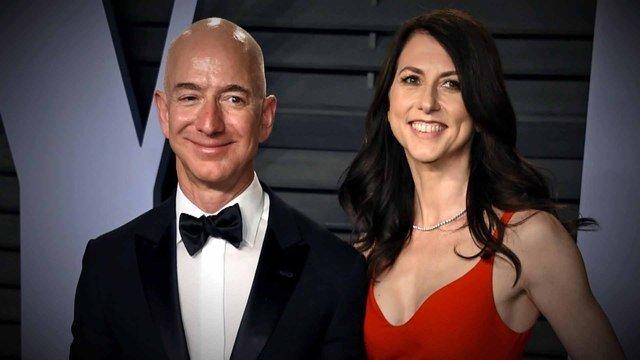 «Χρυσό» διαζύγιο: Τη χώρισε ο Μπέζος και γίνεται η 4η πλουσιότερη γυναίκα του
