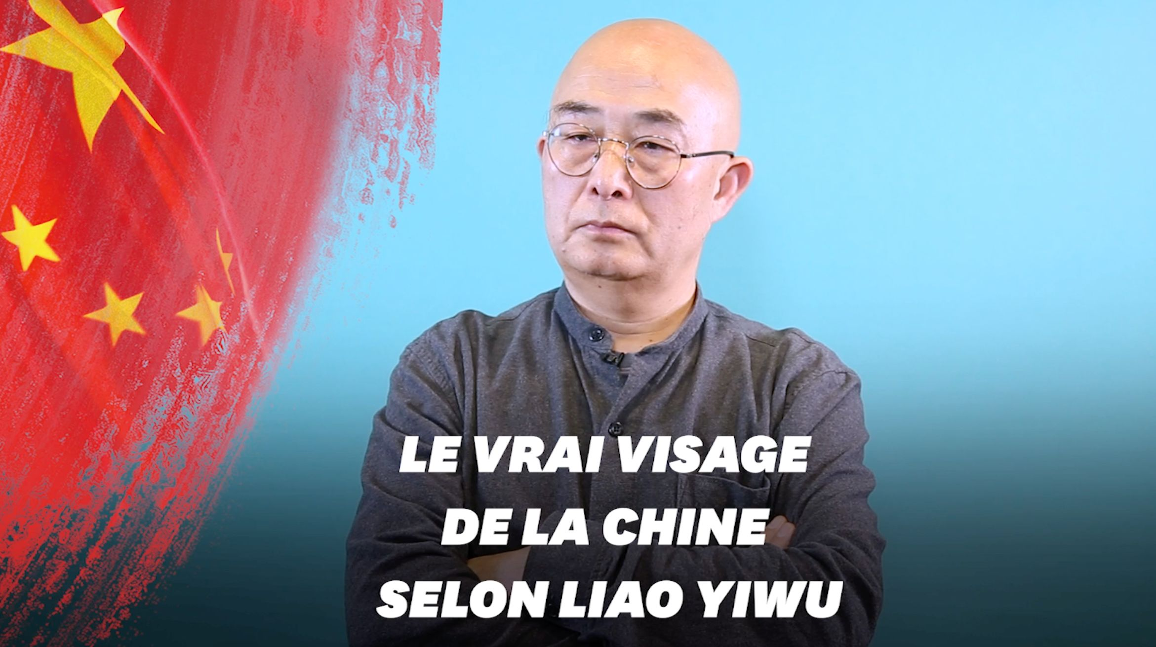 Le poète Liao Yiwu, censuré en Chine depuis 1989, nous raconte son