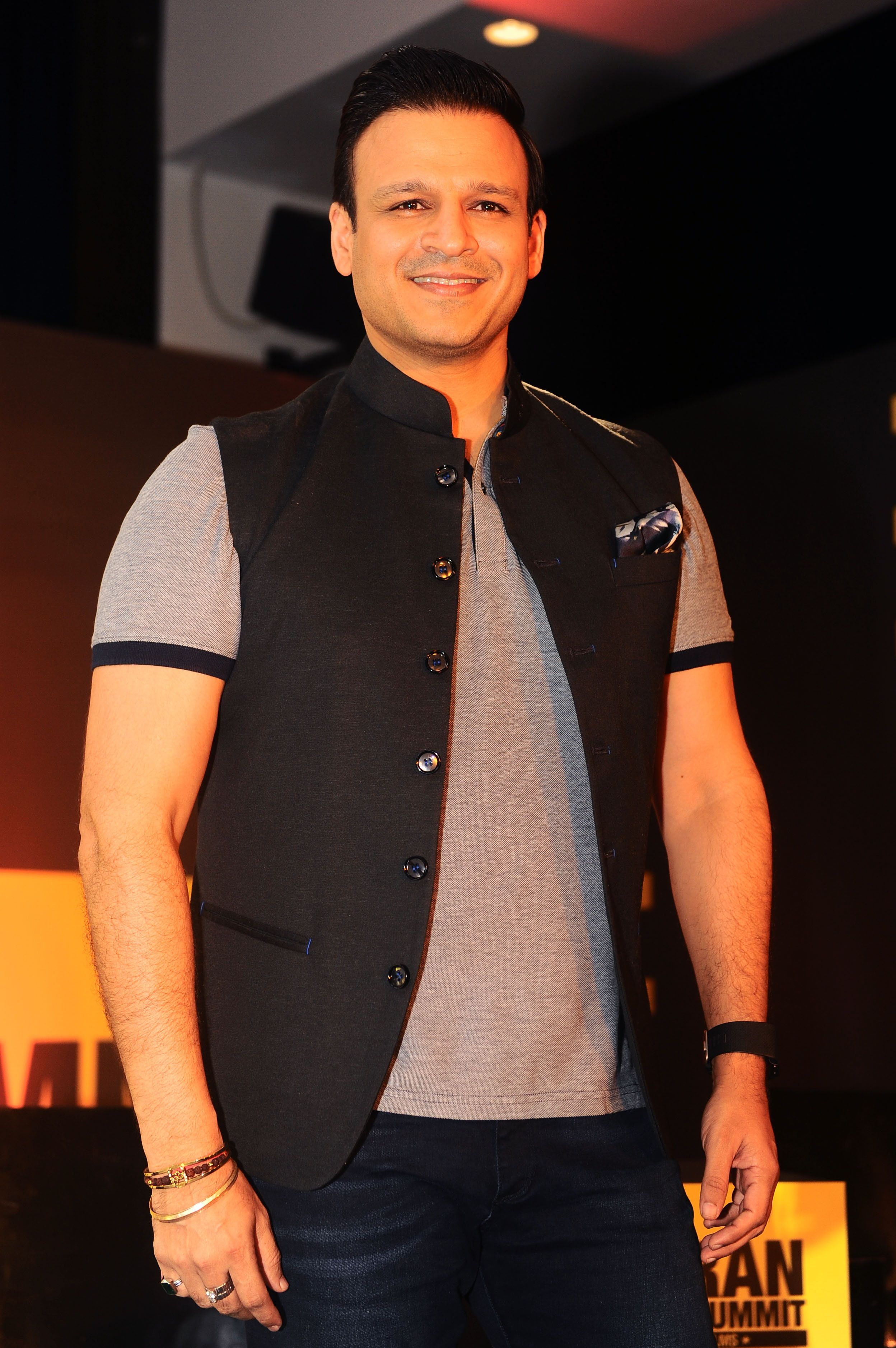 Vivek Oberoi Among 40 Star Campaigners For BJP In