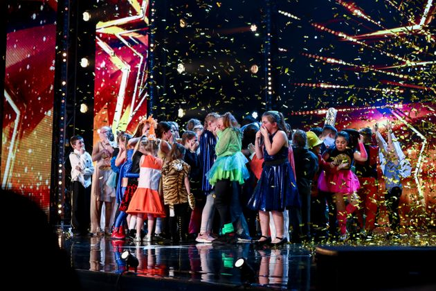 The group are now through to this year's live
