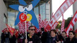 Duras críticas a Caixa Bank por su ERE: