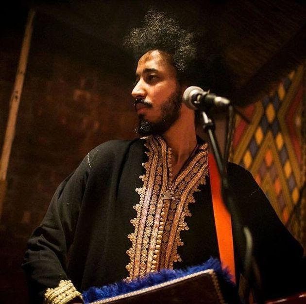 Exclusif: L'artiste marocain Samir Langus, nommé aux Grammy Awards, dévoile son nouveau